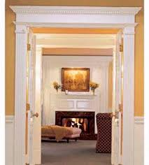 Interior Molding Designs by Corner Block For Window And Door Trim For The Home Pinterest