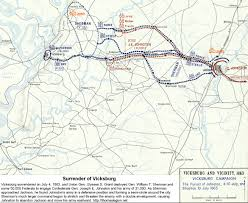 Battle Of New Orleans Map by Battle Of Vicksburg Civil War Vicksburg Battle Mississippi