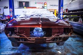 mikes muscle car garage visit drivetribe