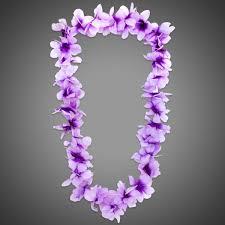 flower leis purple flower leis pancreatic cancer lupus alzheimer s