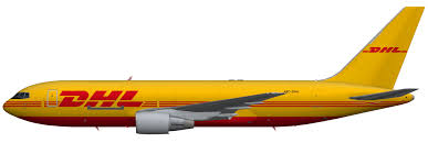 bureau dhl dhl international 767 200 faib fsx ai bureau