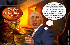 Republican Halloween Meme - john boehner hillary clinton meme