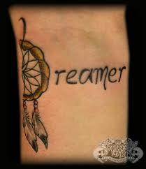 dreamer dream catcher tattoo tattoos pinterest dream
