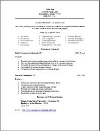 Architect Resume Samples by Architectural Resume Examples Clean Cv Resume Top 25 Best Cv