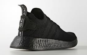 all black adidas nmd r2 triple black release date by9525 sole collector