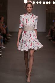 Erdem Spring 2016 Ready To by Zimmermann Spring 2016 Ready To Wear Fashion Show Spring