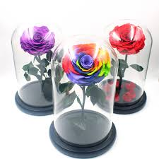 online buy wholesale glass rose from china glass rose wholesalers