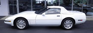corvette z4 used c4 corvettes near chicago bill corvettes classics
