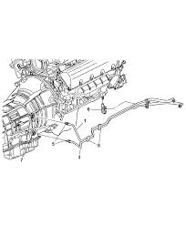 transmission oil cooler u0026 lines for 2004 dodge dakota