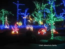 zoo lights at hogle zoo zoo lights hogle zoo utah s adventure family