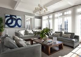 Gray Living Room Design Ideas - Living room design grey