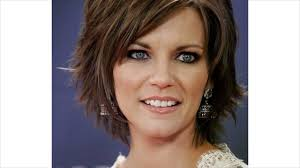 best haircut for wirey hair short hairstyles for thick wavy coarse hair simple fashion style