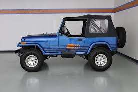 jeep islander yj 1991 jeep islander u2013 mid atlantic classic cars