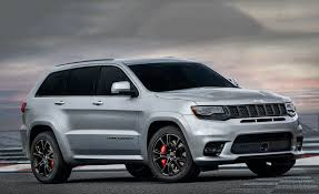 jeep srt 2011 2017 jeep grand cherokee srt pictures photo gallery car and driver