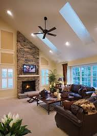 Best  Vaulted Ceiling Decor Ideas On Pinterest Coffee Bar - Living room ceiling colors