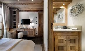 the petit chateau a luxury ski chalet in courchevel homedsgn
