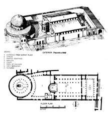 basilica floor plan 100 baths of caracalla floor plan the early christian