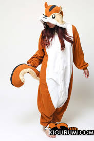 Halloween Onesie Costumes Chipmunk Kigurumi Onesie Animal Costumes Chipmunks Pyjamas