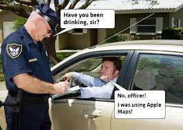 Drinking And Driving Memes - apple maps memes apple maps drunk driving meme neobyte solutions