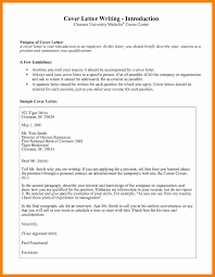 brilliant ideas of introduction to cover letter for description