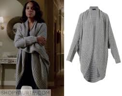 wrap cardigan sweater season 4 episode 19 s grey ribbed wrap cardigan