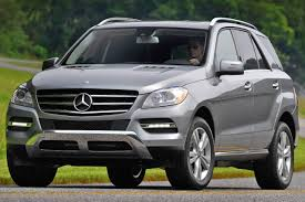 used 2015 mercedes benz m class suv pricing for sale edmunds