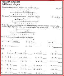 8th grade math worksheets printable free worksheets library