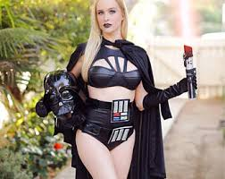 Sith Halloween Costume Sith Etsy