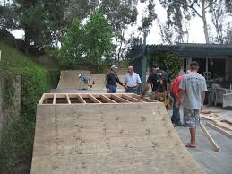 backyard skatepark design and ideas of house