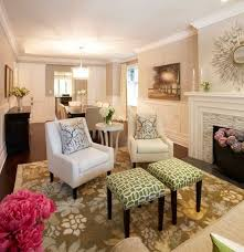 Small Living Rooms Small Formal Living Room Small Couch  Two - Accent chairs in living room