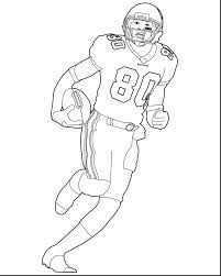 astounding printable coloring pages of sports balls with football