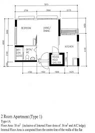 Hdb Flat Floor Plan Original Floorplan East Crown Canberra Bto Pinterest
