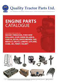 engine parts catalogue by quality tractor parts issuu