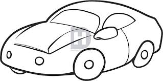 how to draw a car for kids step by step drawing guide by