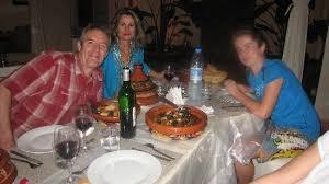cours cuisine etienne chef inigo au cours de cuisine picture of riad noos noos