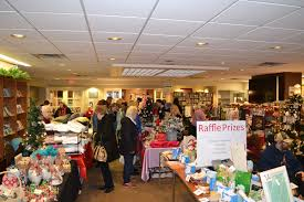 holiday craft fair lights up the langley senior resources society