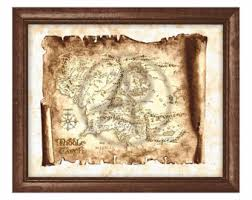 Earth Home Decor by Middle Earth Etsy