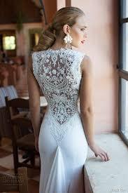 beading wedding dresses nurit hen summer 2014 wedding dresses part 1 wedding inspirasi