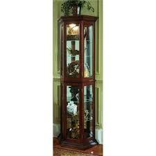 Pulaski Furniture Curio Cabinet by 32 Best Corner Curio Images On Pinterest Curio Cabinets China