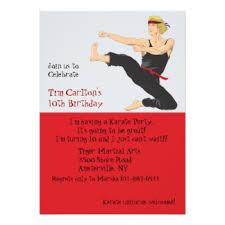 judo invitations u0026 announcements zazzle