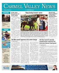 carmel valley news 11 5 15 by mainstreet media issuu
