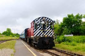 waterloo central railway ride history