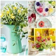 Easter Table Decorations Uk by Easter Decorating Ideas Good Housekeeping