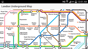London Metro Map by London Underground Map Android Apps On Google Play