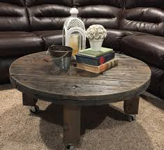 wire spool coffee table house pinterest wire spool coffee
