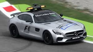 car mercedes 2016 mercedes amg gt s f1 safety car sound accelerations backfires
