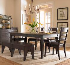 dining room table center pieces kitchen attractive round pictures brown wooden shape white tulip