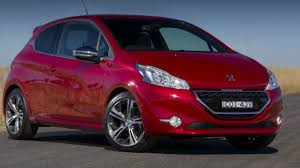 all peugeot cars all new 2018 the peugeot 208 gt line youtube