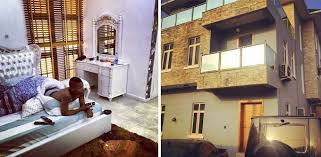 olamide davido and wizkid houses their interior decorations