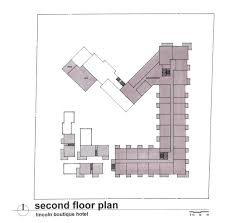 floor plan hotel boutique hotel scottsdale az